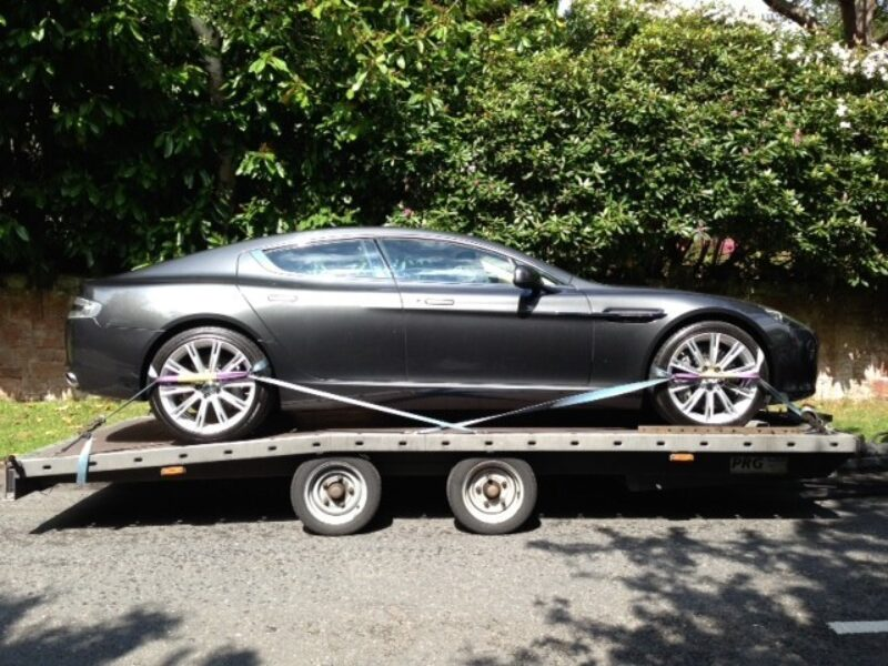 Bentley Continental GT Transport by Zoom