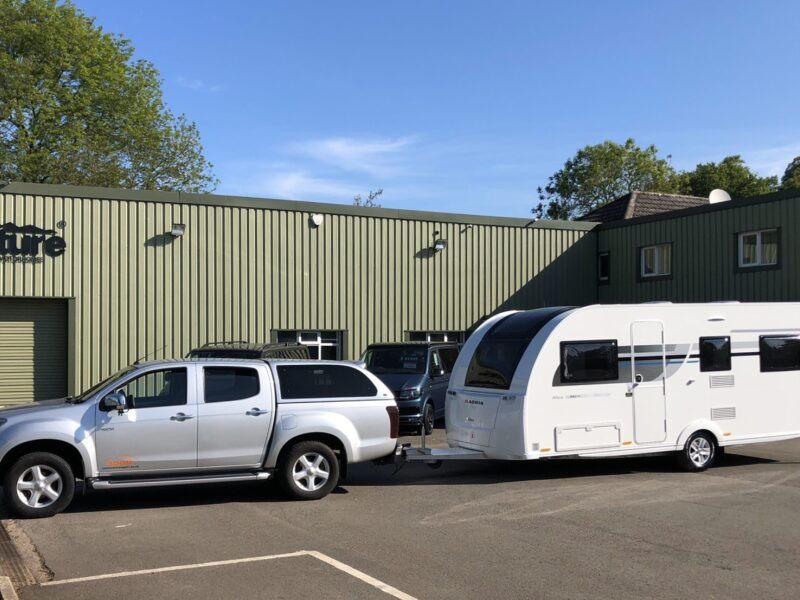 Caravan collection Venture caravans