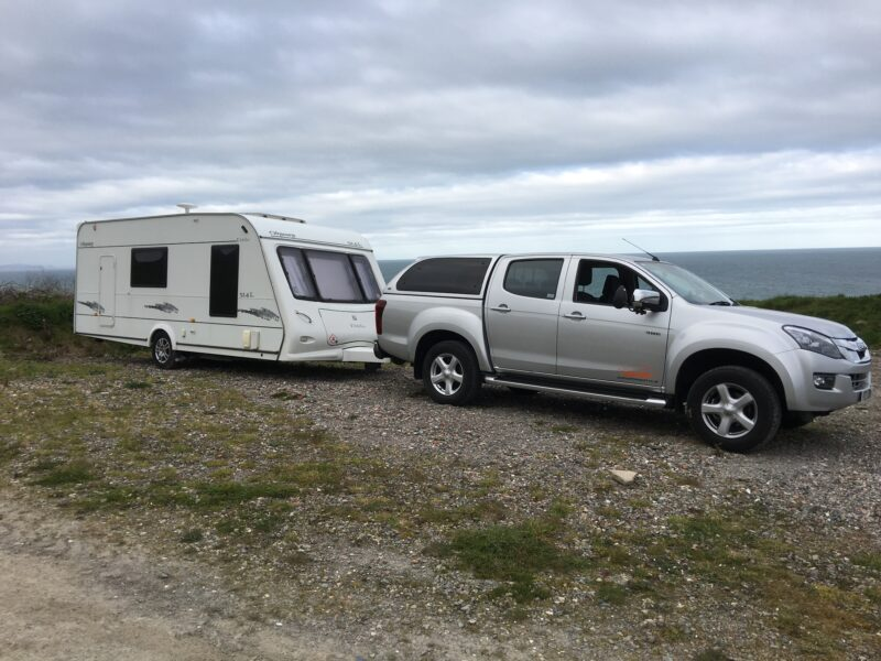 Caravan Delivery to the North Wales Coast