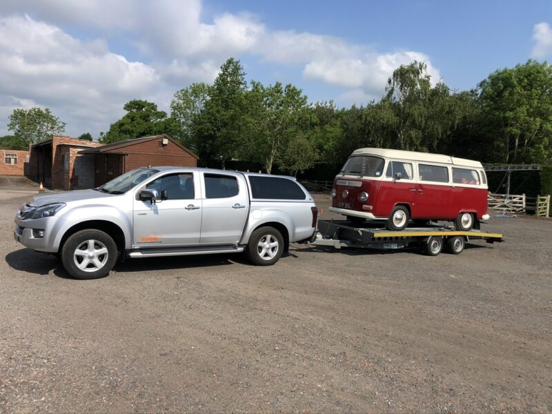 VW T2 transport Cheshire
