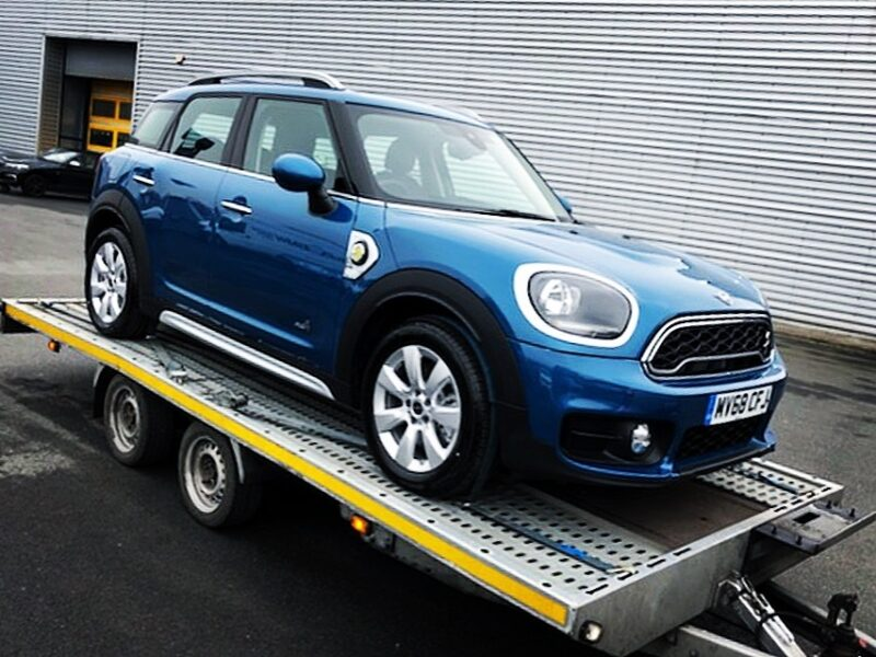 MINI Countryman Plug In Hybrid