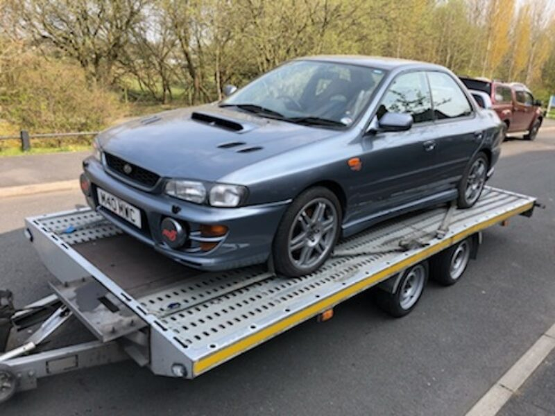 Subaru Transport