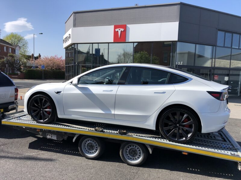 Car Transport Services in Cheshire